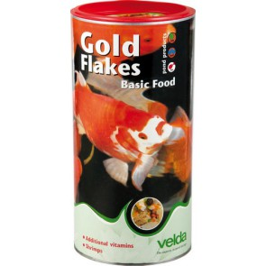 Velda Gold Flakes Basic Food 4000ml