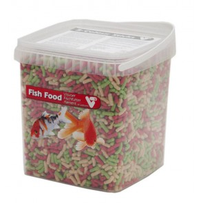 VT Fish Food 3-Colour Sticks 5000 ml