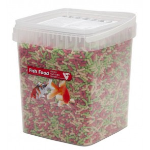 VT Fish Food 3-Colour Sticks 10000 ml