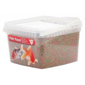 VT Fish Food 2-Colour Pellet 3 mm 2500 ml