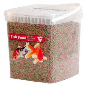 VT Fish Food 2-Colour Pellet 3 mm 5000 ml