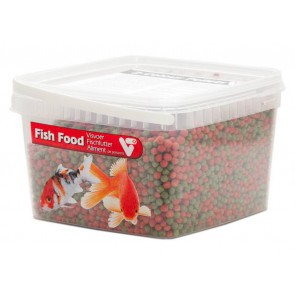 VT Fish Food 2-Colour Pellet 6 mm 2500 ml