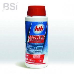 HTH Briquette - Matig Snelwerkend Chloor 2,5 kg NL