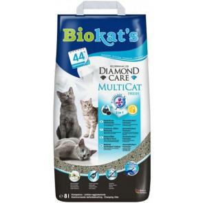 Biokat's diamond care fresh multicat