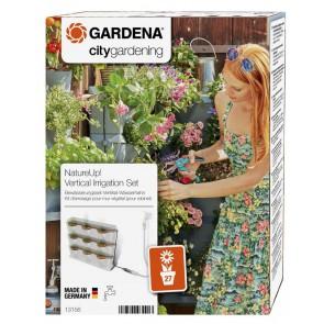 Gardena NatureUp! Bewateringsset Verticaal Waterkraan