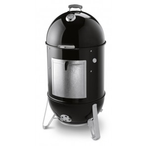 Weber Smokey Mountain Cooker 57 cm, Black