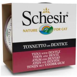 Schesir cat can tonijn tandbrasem