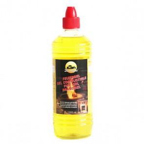 Brandgel in fles