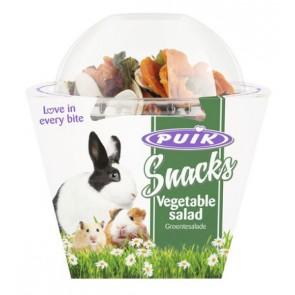 Puik snacks crunchy groentesalade