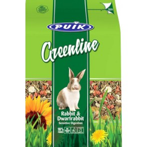 Puik Greenline konijn/dwergkonijn sensitive