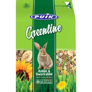 Puik Greenline konijn/dwergkonijn