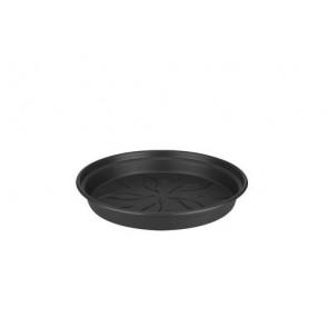 Elho Green Basics Schotel 10 cm - Living black