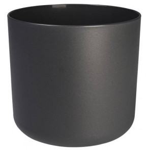 Elho B.For Soft Rond 22 cm - Antraciet