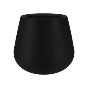 Elho Pure Cone 45 cm - Zwart