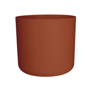 Elho B.For Soft Rond 18 cm - Brique