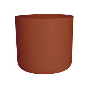 Elho B.For Soft Rond 14 cm - Brique