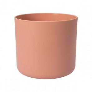 Elho B.For Soft Rond 14 cm - Delicaat Roze
