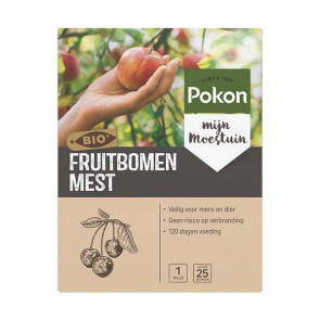Pokon Bio Fruitbomenmest 1kg