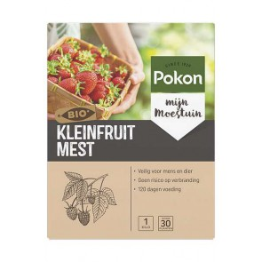 Pokon Bio Kleinfruitmest 1kg