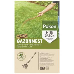 Pokon Bio Gazonmest 30m2