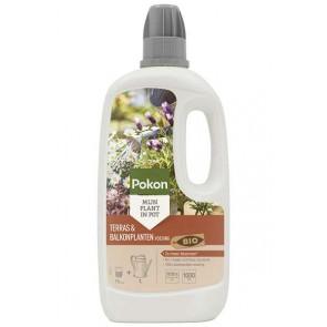 Pokon Bio Terras & Balkon Planten Voeding 1000ml
