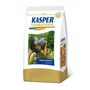 Kasper Faunafood Goldline smulmix kip