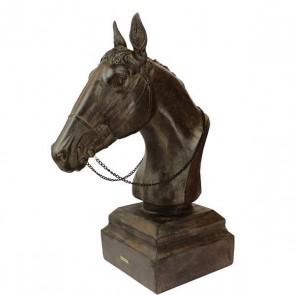 Beeld Paardenhoofd (L)