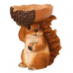 Voederschaal eekhoorn