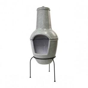 Terraskachel keramiek betonlook L