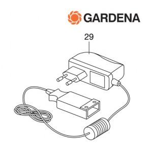 Gardena oplader t.b.v heggenschaar