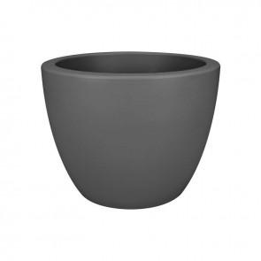 Elho Pure Soft Round Wheels 60 cm - Antraciet
