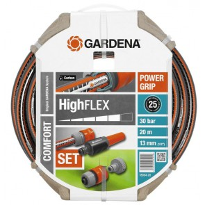 "Gardena SET comfort HighFLEX slang 13mm (1/2""),20m"